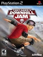 Hra pre Playstation 2 Tony Hawks Downhill Jam