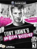 Hra pre GameCube Tony Hawks American Wasteland