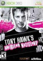 Hra pre Xbox 360 Tony Hawks American Wasteland