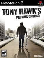 Hra pre Playstation 2 Tony Hawks Proving Ground