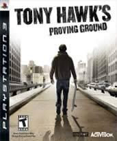 Hra pre Playstation 3 Tony Hawks Proving Ground