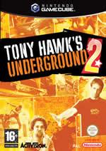 Hra pre GameCube Tony Hawks Underground 2