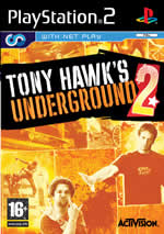 Hra pre Playstation 2 Tony Hawks Underground 2