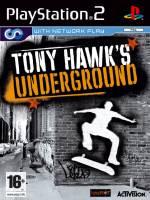 Hra pre Playstation 2 Tony Hawks Underground