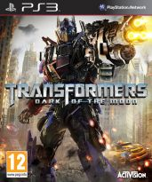 Hra pro Playstation 3 Transformers: Dark of the Moon