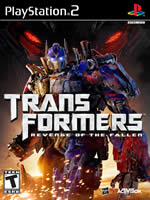 Hra pre Playstation 2 Transformers: Revenge of the Fallen