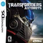 Hra pre Nintendo DS Transformers: The Game (Autobots)