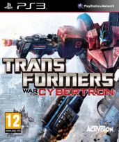 Hra pre Playstation 3 Transformers: War for Cybertron