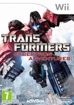 Hra pre Nintendo Wii Transformers: Cybertron Adventures