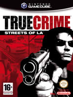 Hra pre GameCube True Crime Streets of LA