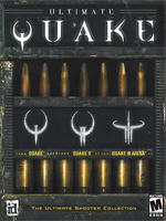 Hra pro PC Ultimate Quake (I, II, III)