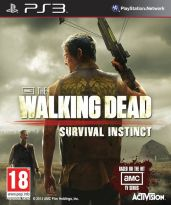 Hra pre Playstation 3 The Walking Dead: Survival Instinct