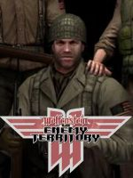 Hra pre PC Wolfenstein Enemy Territory + America Army 1.7