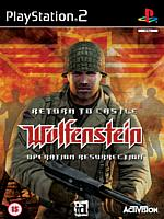Hra pre Playstation 2 Return to Castle of Wolfenstein