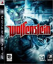 Hra pre Playstation 3 Wolfenstein