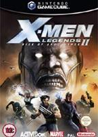 Hra pre GameCube X-Men Legends 2: Rise of Apocalypse