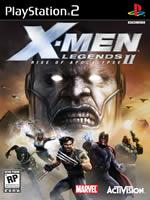 Hra pre Playstation 2 X-Men Legends 2: Rise of Apocalypse