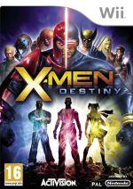 Hra pre Nintendo Wii X-Men: Destiny