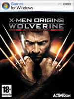 Hra pre PC X-Men Origins: Wolverine