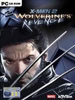 Hra pre PC X-Men 2 Wolverines Revenge