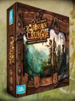 Stolní hra Desková hra Robinson Crusoe