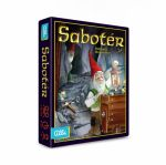 Stolní hra Karetní hra Sabotér