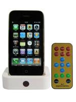 Pr�slu�enstvo k Mobiln�m telef�nom Dockovacia stanica pre iPhone 3G s dia�kov�m ovl�da�om