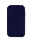 Silik�nov� puzdro pre iPhone (modr�)