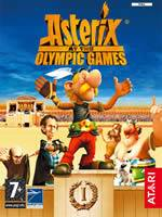 Hra pre PC Asterix a Olympijské hry