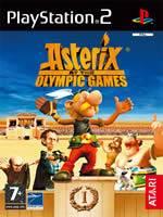 Hra pre Playstation 2 Asterix a Olympijské hry