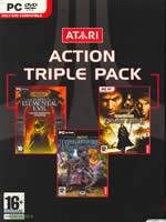 Hra pre PC Atari Action Pack (Elemental Evil/Magic the Gathering: Battlegrounds/Demon Stone)