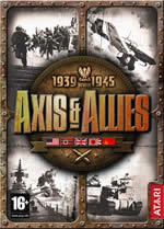 Hra pre PC Axis & Allies
