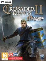 Digitálna verzia hry pre PC Crusader Kings II