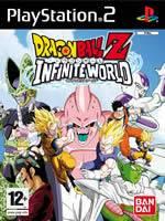 Hra pre Playstation 2 Dragon Ball Z: Infinite World