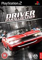 Hra pre Playstation 2 Driver 4 Parallel Lines