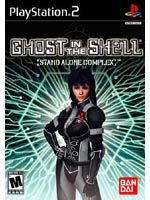 Hra pre Playstation 2 Ghost in the Shell: Stand Alone Complex