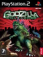 Hra pre Playstation 2 Godzilla: Unleashed