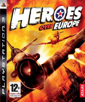 Hra pre Playstation 3 Heroes Over Europe