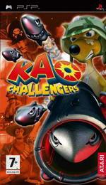 Hra pre PSP Kao Challengers