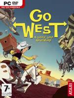 Hra pre PC Lucky Luke Go West