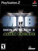 Hra pre Playstation 2 Men in Black II: Alien Escape