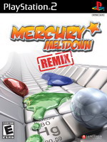 Hra pre Playstation 2 Mercury Meltdown Remix