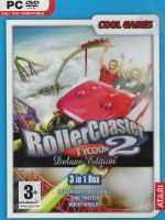 Hra pro PC RollerCoaster Tycoon 2 Deluxe
