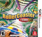 hra pre Nintendo 3DS RollerCoaster Tycoon 3D
