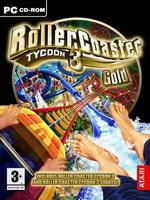 Hra pre PC Rollercoaster Tycoon 3 + datadisk Wild