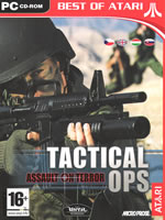 Hra pre PC Tactical Ops: Assault on Terror
