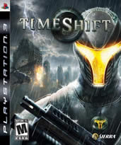 Hra pre Playstation 3 TimeShift