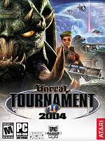 Hra pre PC Unreal Tournament 2004 CD