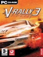 Hra pre PC V-Rally 3