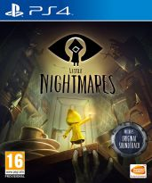 hra pro Playstation 4 Little Nightmares (Deluxe edition)